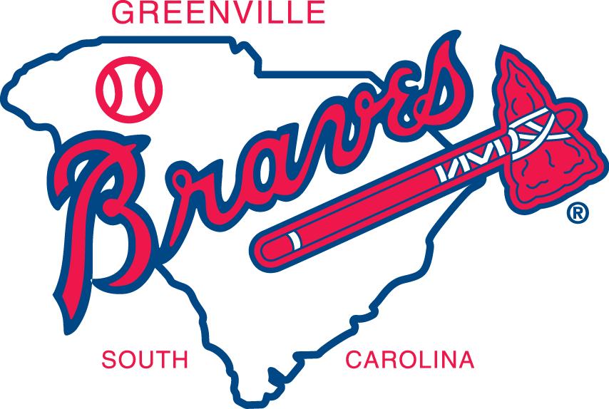Greenville Braves Logo Primary Logo (1984-2004) -  SportsLogos.Net