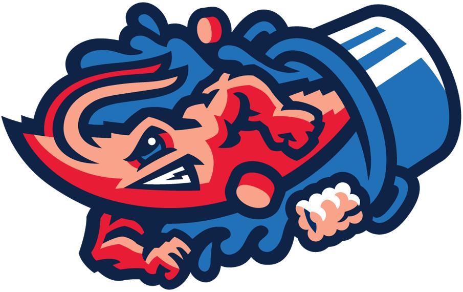 Jacksonville Jumbo Shrimp Logo Alternate Logo (2017-Pres) -  SportsLogos.Net