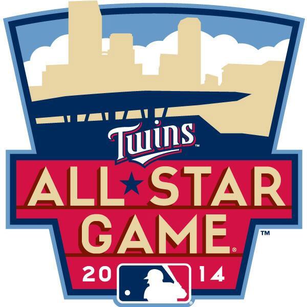 MLB All-Star Game Logo Primary Logo (2014) - 2014 MLB All-Star Game Logo - hosted by Minnesota Twins SportsLogos.Net