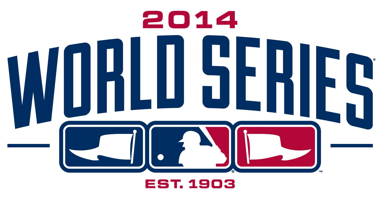 MLB World Series Logo Alternate Logo (2014) - 2014 Major League Baseball World Series Alternate Logo SportsLogos.Net