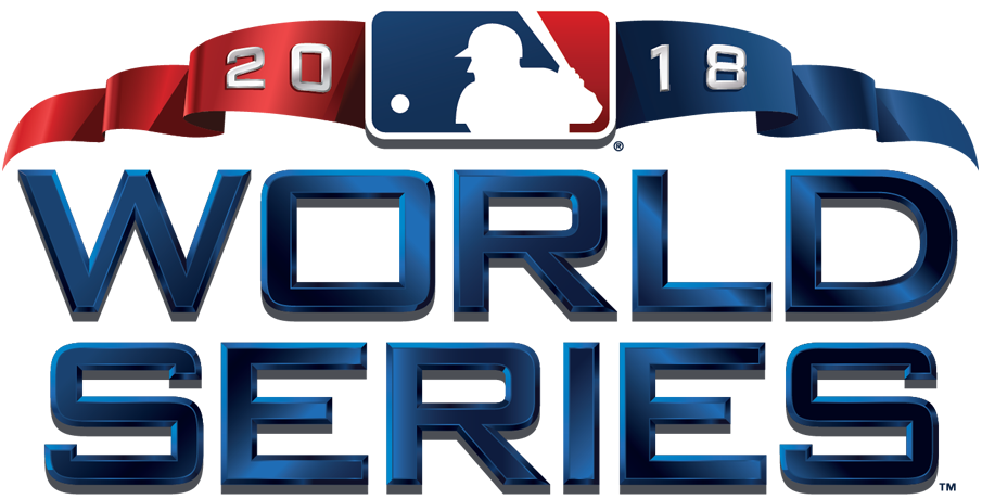 MLB World Series Logo Primary Logo (2018) - 2018 World Series Logo SportsLogos.Net