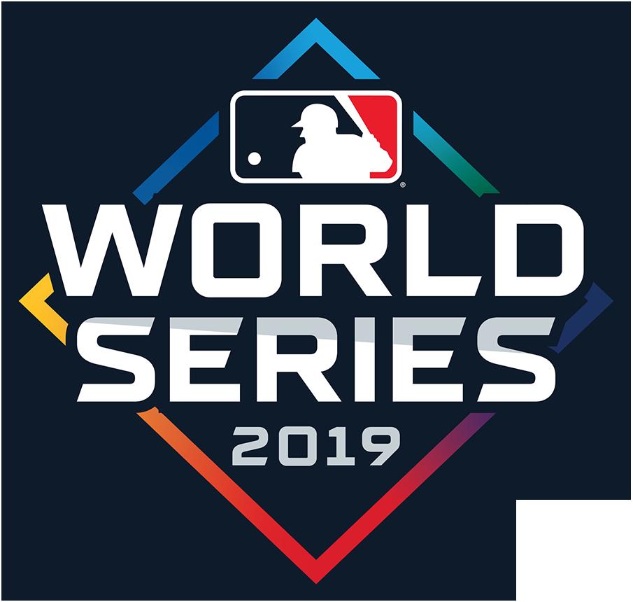 MLB World Series Logo Primary Logo (2019) - 2019 World Series Logo SportsLogos.Net