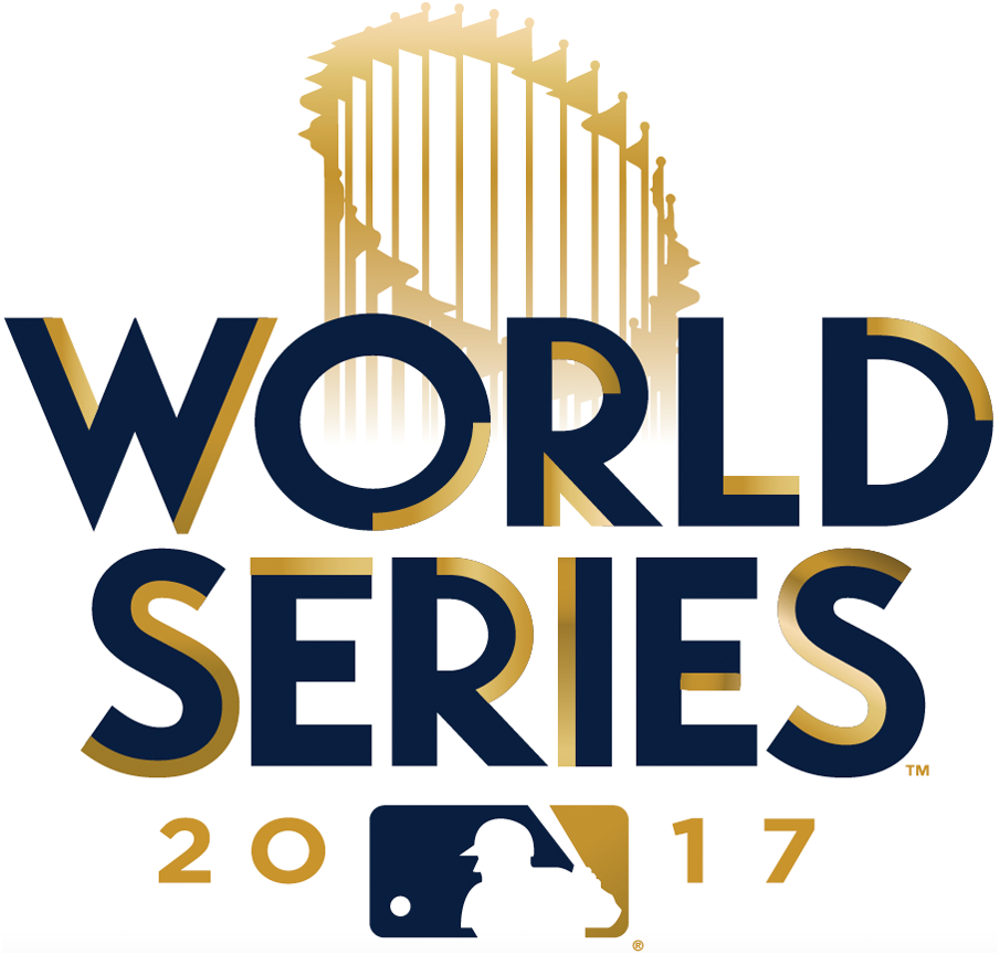 MLB World Series Logo Primary Logo (2017) - 2017 World Series Logo SportsLogos.Net