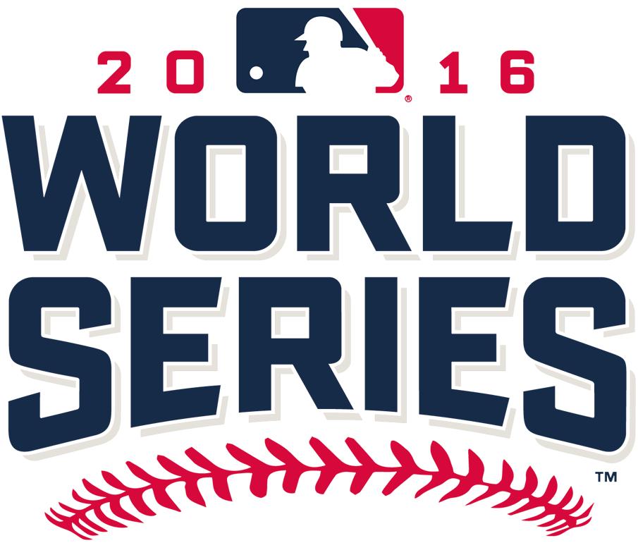 MLB World Series Logo Primary Logo (2016) - 2016 World Series Logo SportsLogos.Net