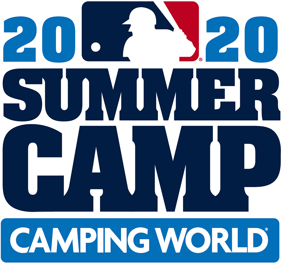 Major League Baseball Logo Event Logo (2020) - 2020 MLB Summer Camp primary logo SportsLogos.Net