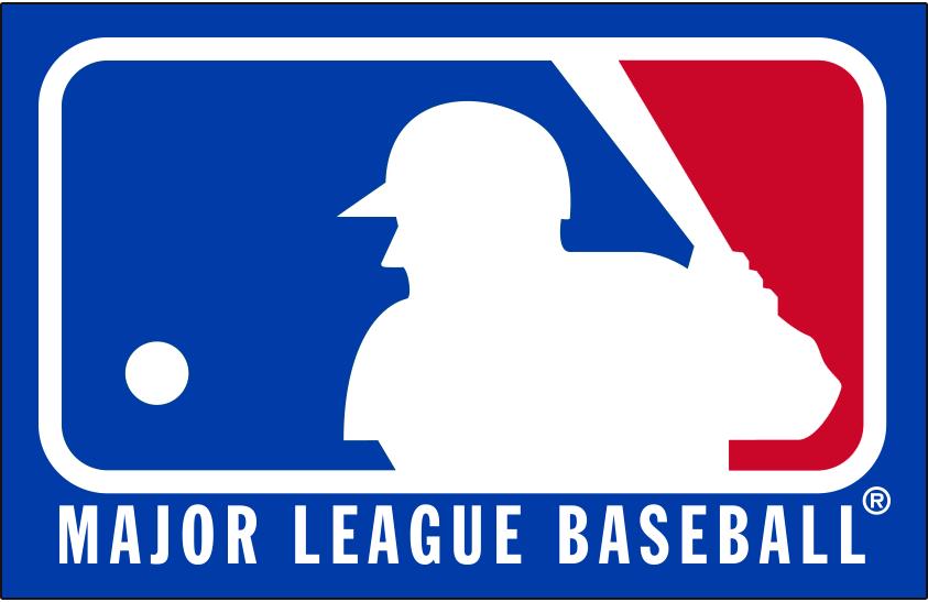 Major League Baseball Primary Dark Logo - Major League ...