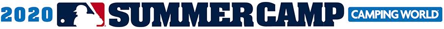 Major League Baseball Logo Event Logo (2020) - 2020 MLB Summer Camp alternate logo SportsLogos.Net
