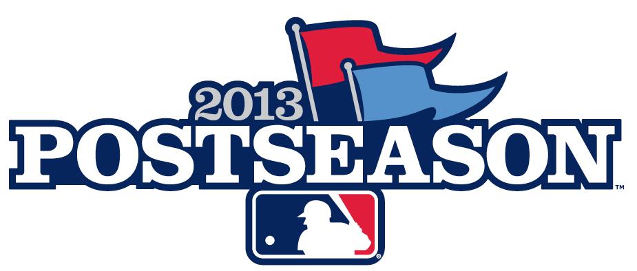 MLB Postseason Logo Primary Logo (2013) - 2013 MLB Postseason Logo SportsLogos.Net