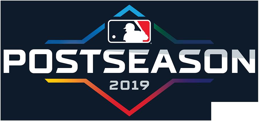 MLB Postseason Logo Primary Logo (2019) - 2019 MLB Postseason Logo SportsLogos.Net