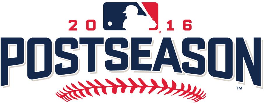 MLB Postseason Logo Primary Logo (2016) - 2016 MLB Postseason Logo SportsLogos.Net
