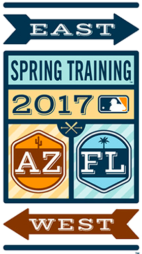 MLB Spring Training Logo Primary Logo (2017) - 2017 Spring Training logo SportsLogos.Net