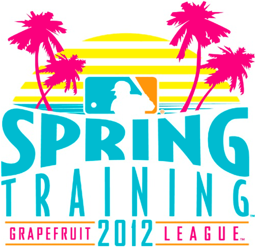 MLB Spring Training Logo Primary Logo (2012) - 2012 Spring Training logo SportsLogos.Net