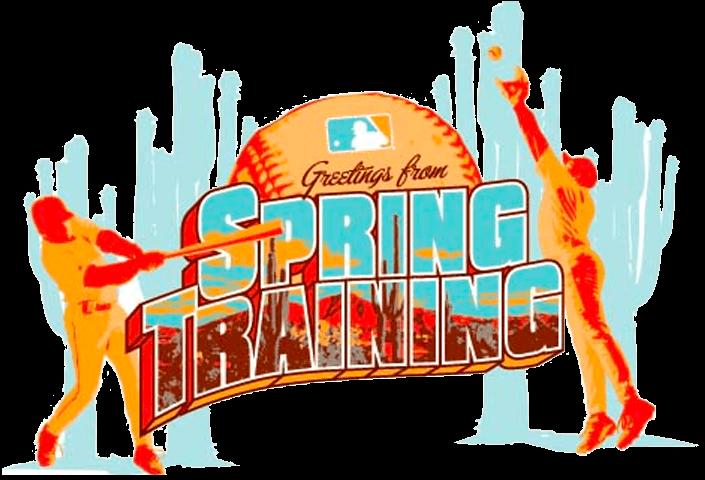 MLB Spring Training Logo Primary Logo (2010) - 2010 Spring Training logo SportsLogos.Net