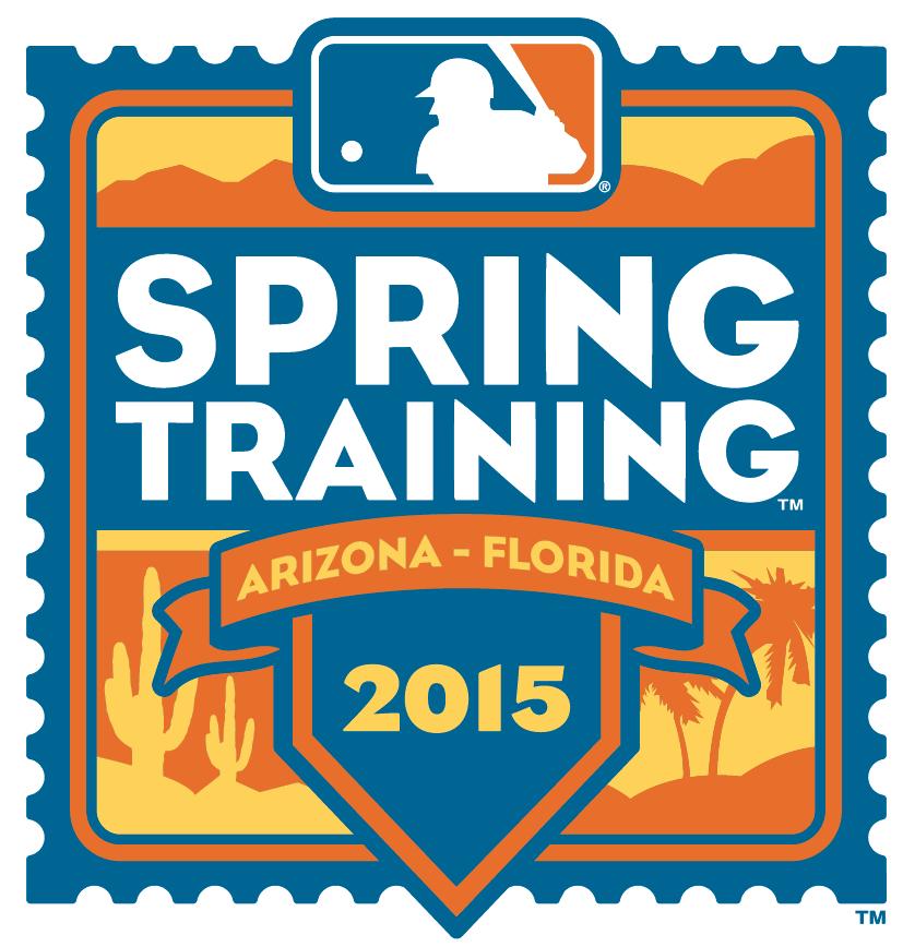 MLB Spring Training Logo Primary Logo (2015) - 2015 Spring Training Logo SportsLogos.Net