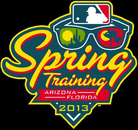 MLB Spring Training Logo Primary Logo (2013) - 2013 Spring Training logo SportsLogos.Net