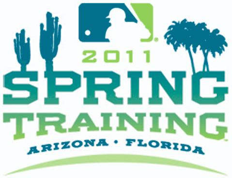MLB Spring Training Logo Primary Logo (2011) - 2011 Spring Training logo SportsLogos.Net
