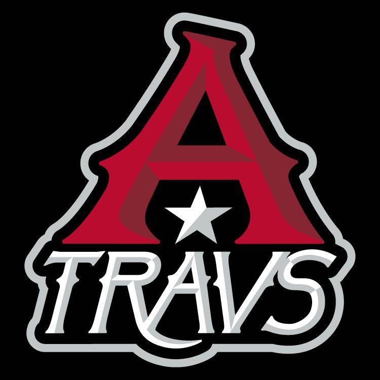 Arkansas Travelers Logo Cap Logo (2014-Pres) - Road ball cap logo SportsLogos.Net