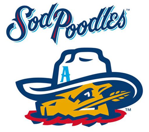 Amarillo Sod Poodles Logo Primary Logo (2019-Pres) -  SportsLogos.Net