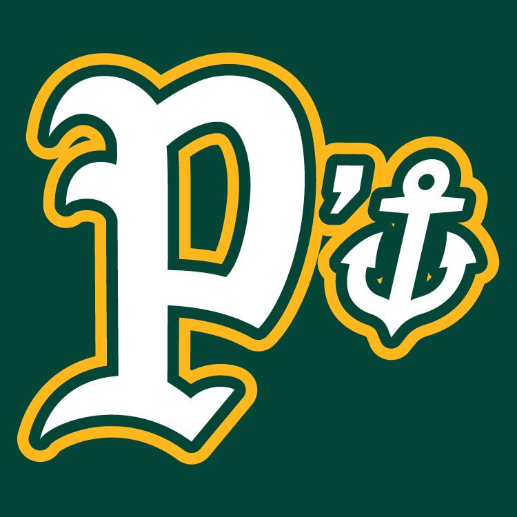 Stockton Ports Logo Cap Logo (2009-Pres) - Alternate cap logo SportsLogos.Net