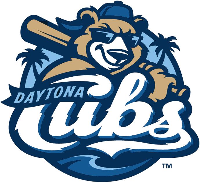 Daytona Cubs Logo Primary Logo (2012-2014) -  SportsLogos.Net