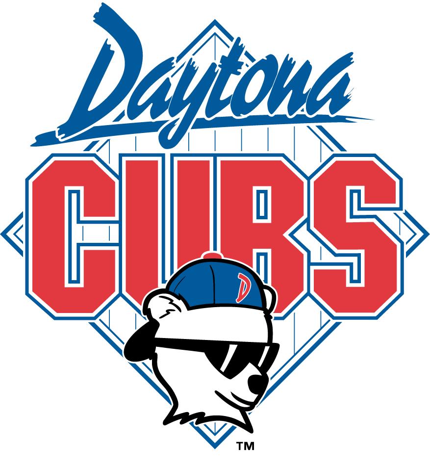 Daytona Cubs Logo Primary Logo (1993-2011) -  SportsLogos.Net