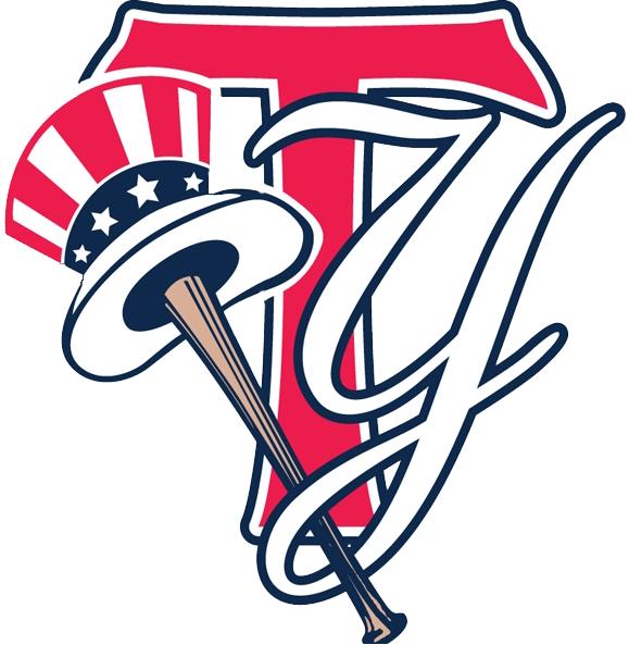 Tampa Yankees Logo Primary Logo (2008-2017) -  SportsLogos.Net