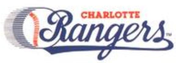 Charlotte Rangers Logo Primary Logo (1987-1993) -  SportsLogos.Net