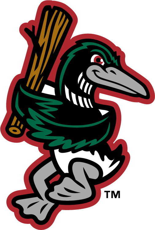 Great Lakes Loons Logo Alternate Logo (2016-Pres) -  SportsLogos.Net