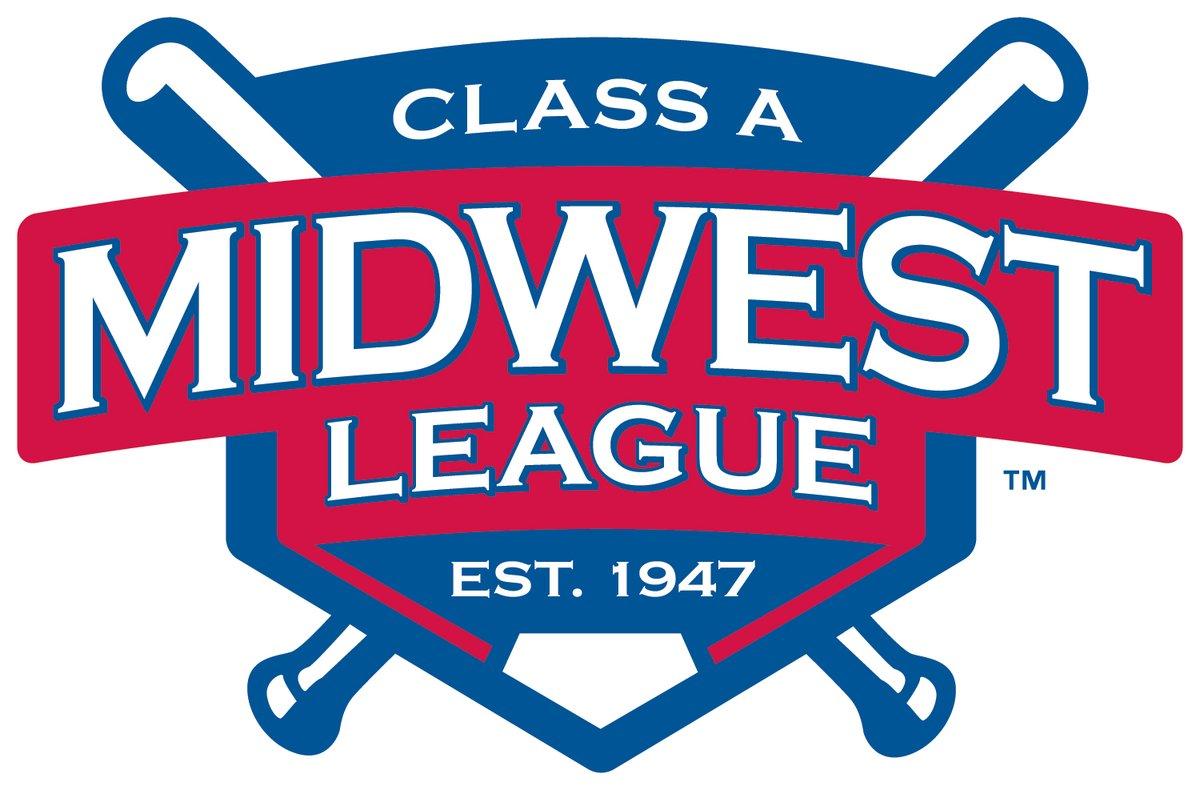 Midwest League Logo Primary Logo (2017-Pres) -  SportsLogos.Net