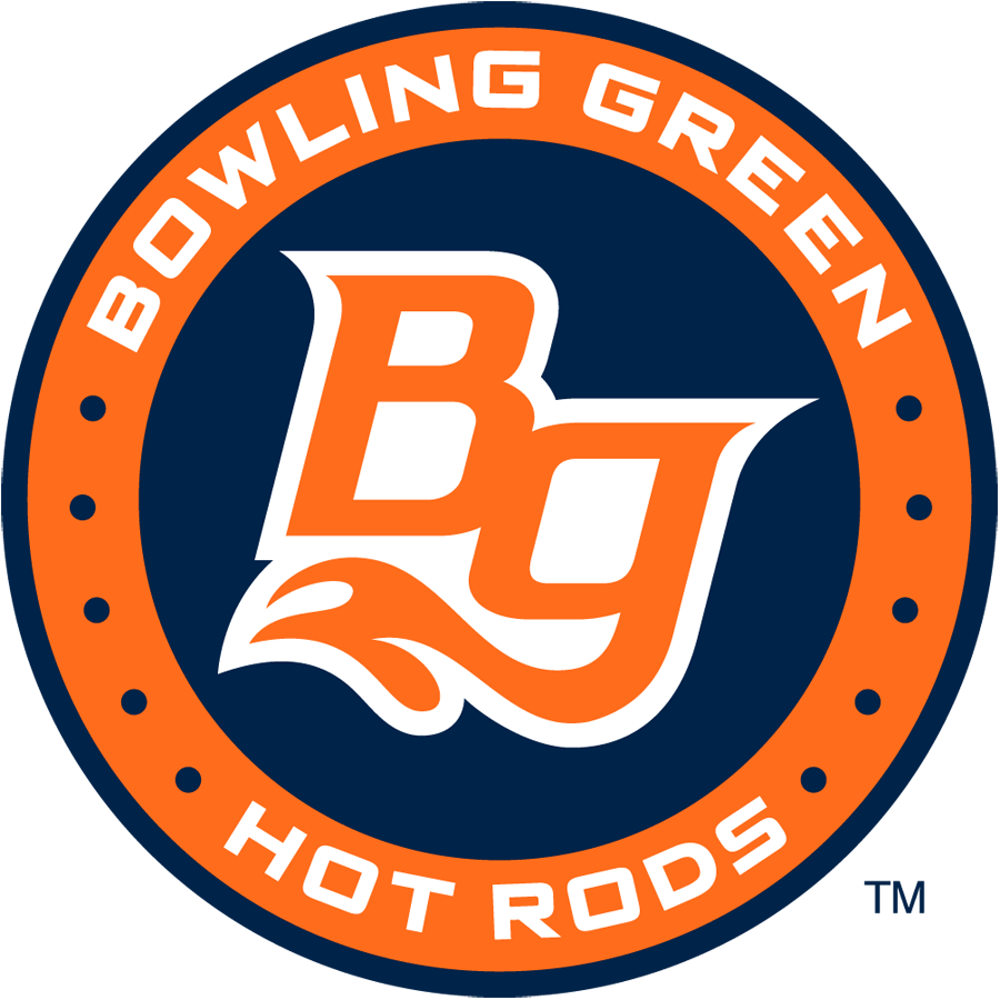 Bowling Green Hot Rods Logo Primary Logo (2016-Pres) -  SportsLogos.Net