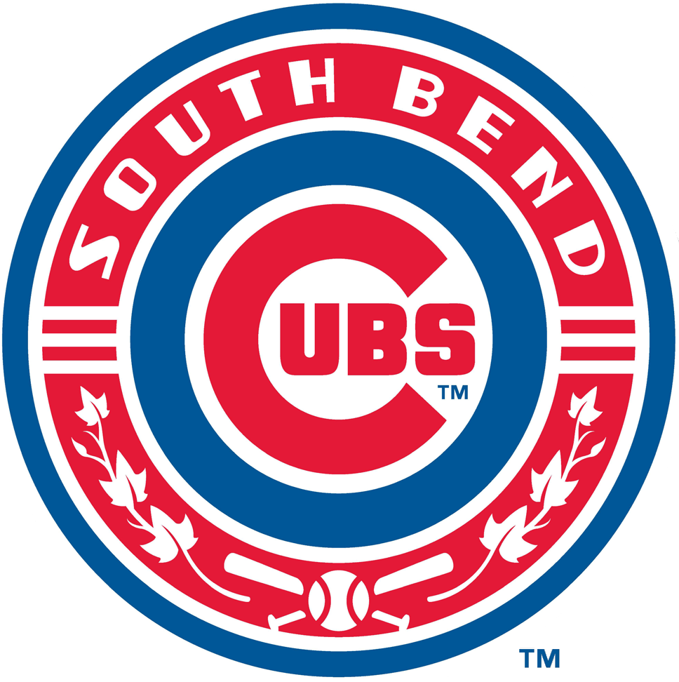 South Bend Cubs Logo Primary Logo (2015-Pres) -  SportsLogos.Net
