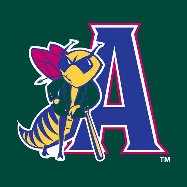 Augusta Greenjackets Logo Cap Logo (1994-2005) -  SportsLogos.Net