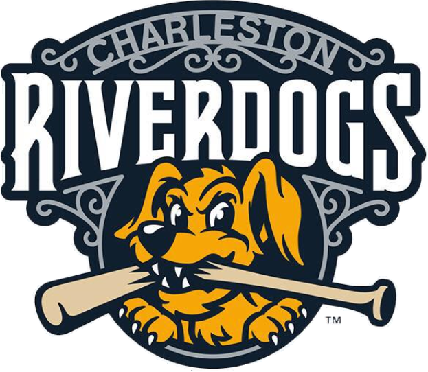 Charleston Riverdogs Logo Primary Logo (2016-Pres) -  SportsLogos.Net