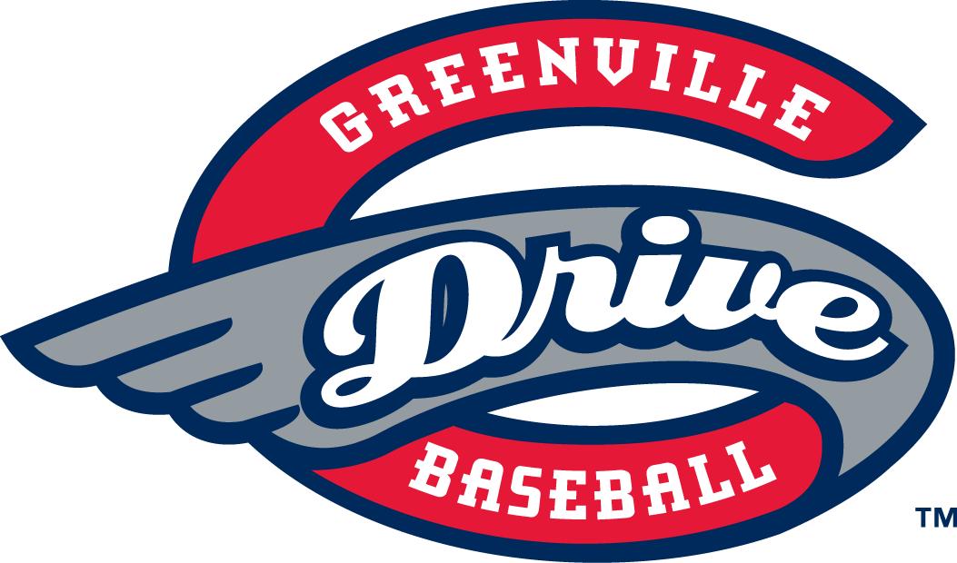 Greenville Drive Logo Alternate Logo (2006-Pres) -  SportsLogos.Net