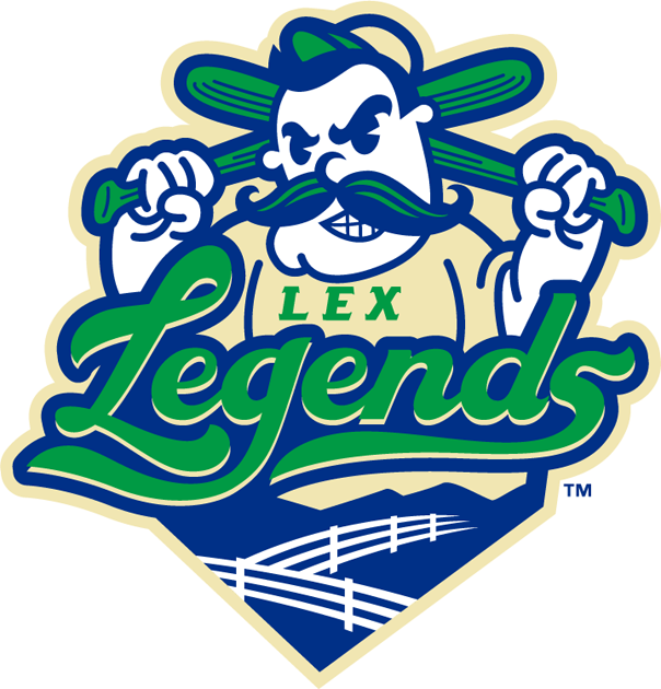 Lexington Legends Logo Primary Logo (2013-Pres) -  SportsLogos.Net