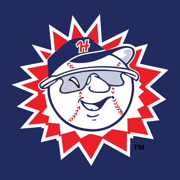 Hagerstown Suns Cap Logo - South Atlantic League (SAL) - Chris ... 2c06349f06e0