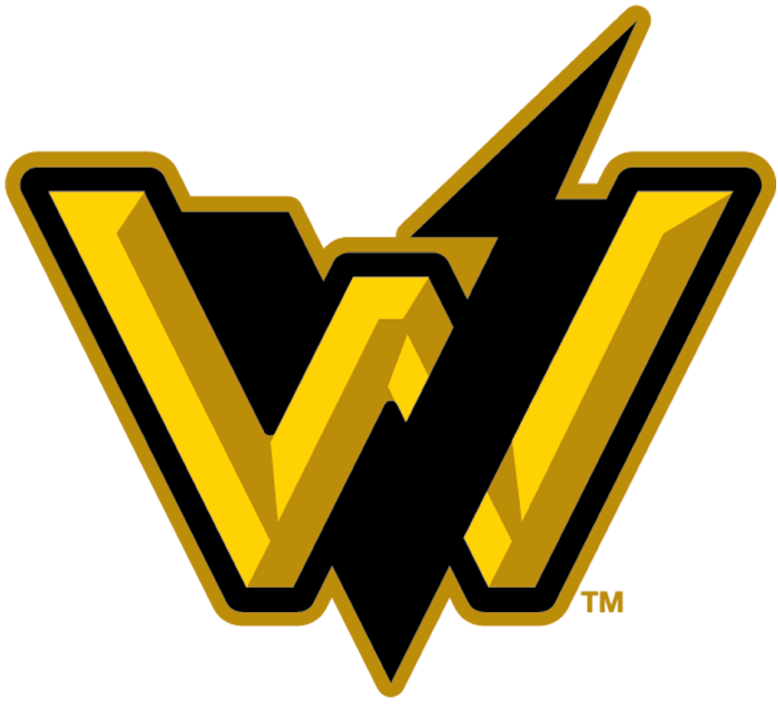 West Virginia Power Logo Alternate Logo (2016-Pres) -  SportsLogos.Net