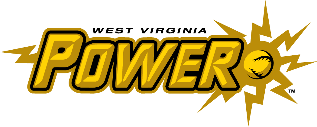 West Virginia Power Logo Primary Logo (2009-Pres) -  SportsLogos.Net
