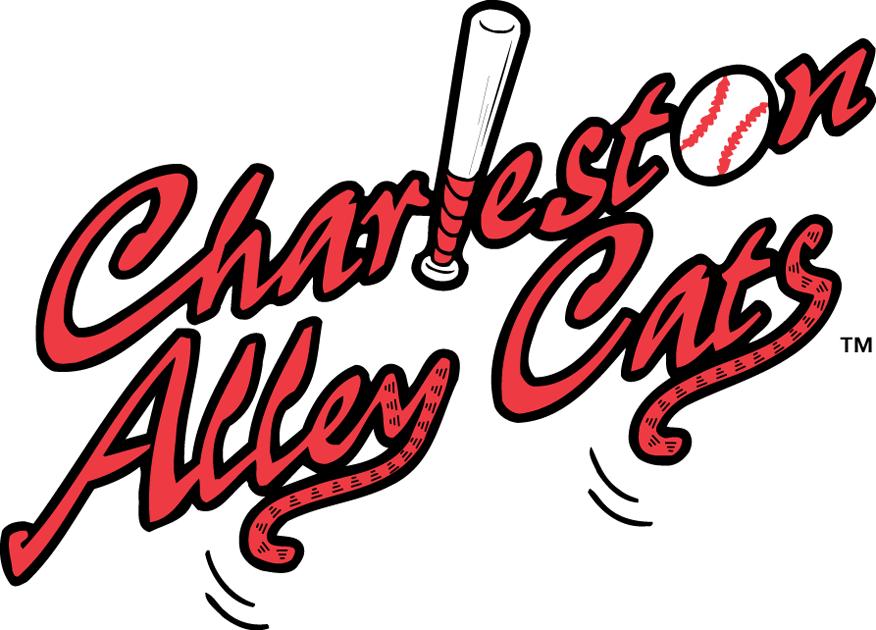 Charleston  Alley Cats Logo Primary Logo (1995-2001) -  SportsLogos.Net