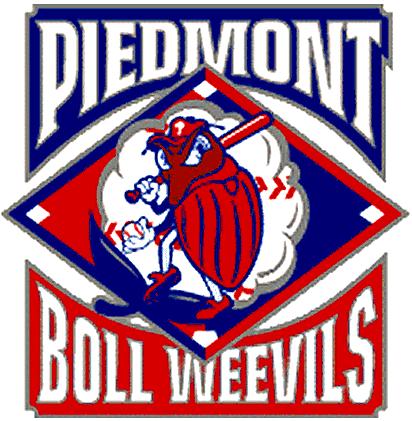Piedmont Boll Weevils Logo Primary Logo (1996-2000) -  SportsLogos.Net
