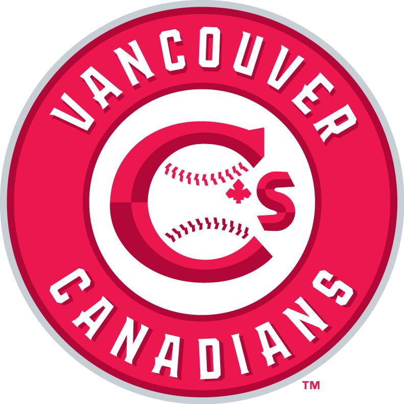 Vancouver Canadians Logo Primary Logo (2014-Pres) -  SportsLogos.Net