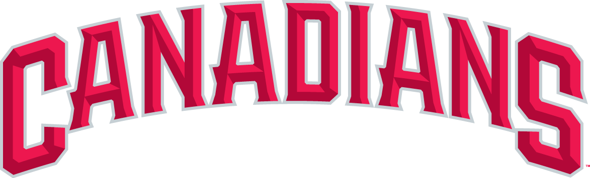 Vancouver Canadians Logo Wordmark Logo (2014-Pres) -  SportsLogos.Net