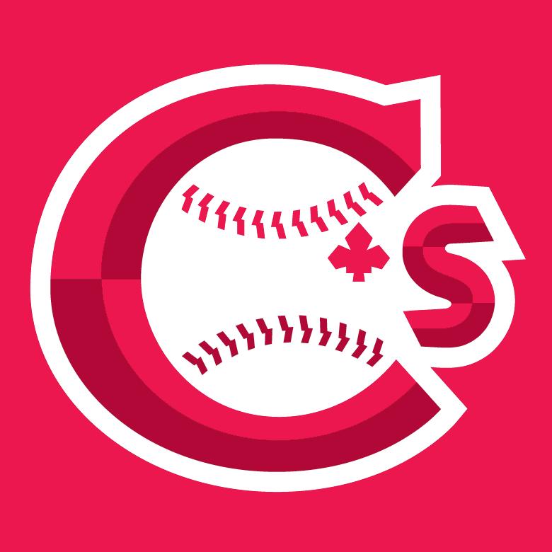 Vancouver Canadians Logo Cap Logo (2014-Pres) -  SportsLogos.Net