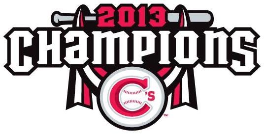 Vancouver Canadians Logo Champion Logo (2013) - 2013 Northwest League Champions logo SportsLogos.Net