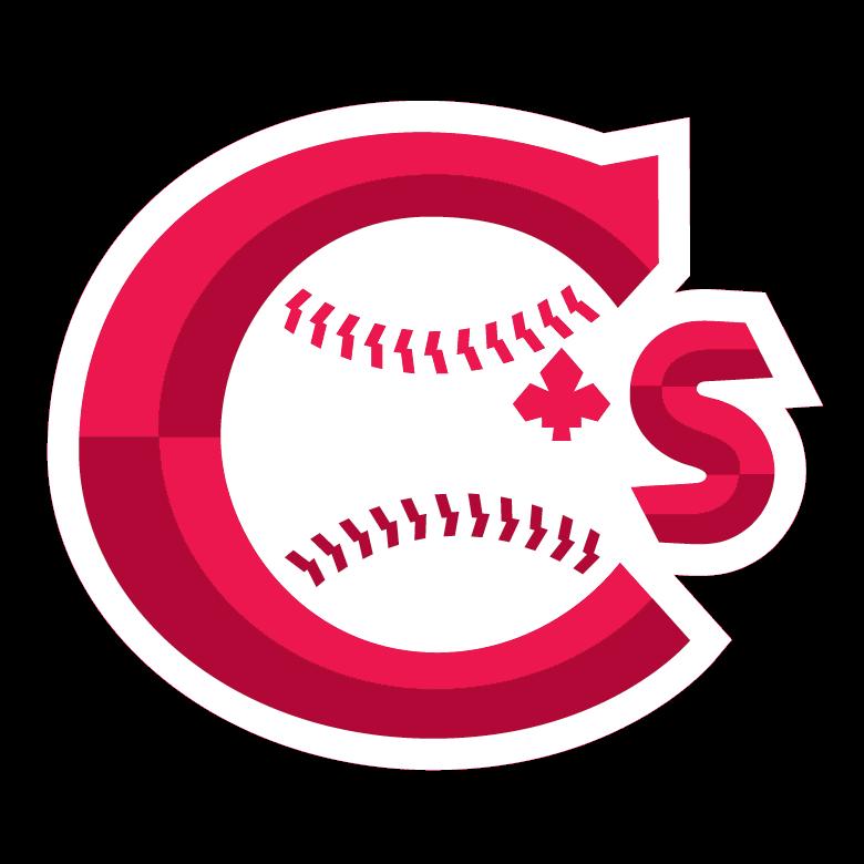 Vancouver Canadians Logo Cap Logo (2014-Pres) - Black alternate unifrom cap SportsLogos.Net