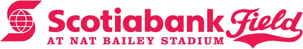 Vancouver Canadians Logo Stadium Logo (2010-Pres) - Scotiabank Field at Nat Bailey Stadium logo SportsLogos.Net