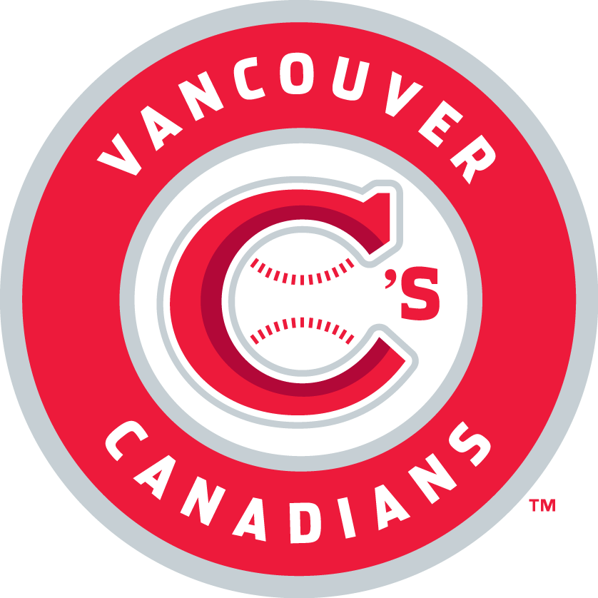 Vancouver Canadians Logo Primary Logo (2008-2013) -  SportsLogos.Net