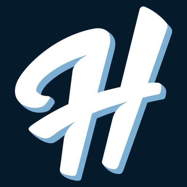 Hillsboro Hops Logo Cap Logo (2013-Pres) - Alternate 1 Caps Mark SportsLogos.Net
