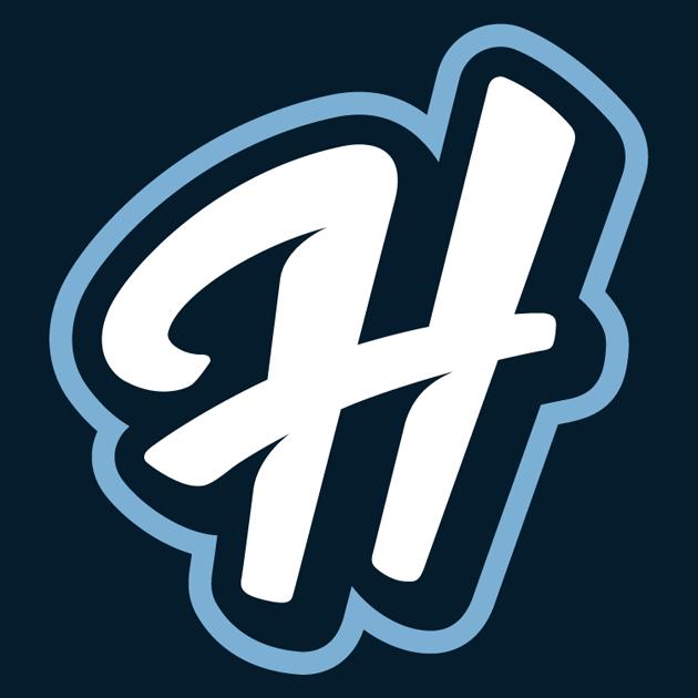 Hillsboro Hops Logo Cap Logo (2013-Pres) - Batting Practice Caps Mark SportsLogos.Net