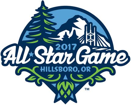 All-Star Game  Logo Primary Logo (2017) - 2017 NWL All-Star Game - Hillsboro, OR SportsLogos.Net